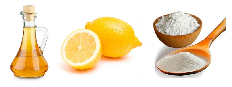 limpiar horno limon bicarbonato vinagre