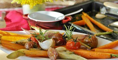 verduras al horno facil