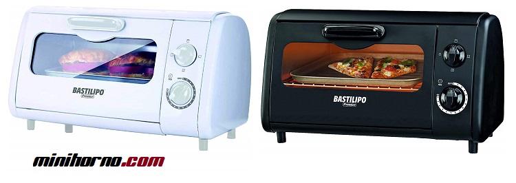 horno tostador bastilipo