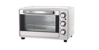 Grunkel HR 23 Horno electrico multifuncion